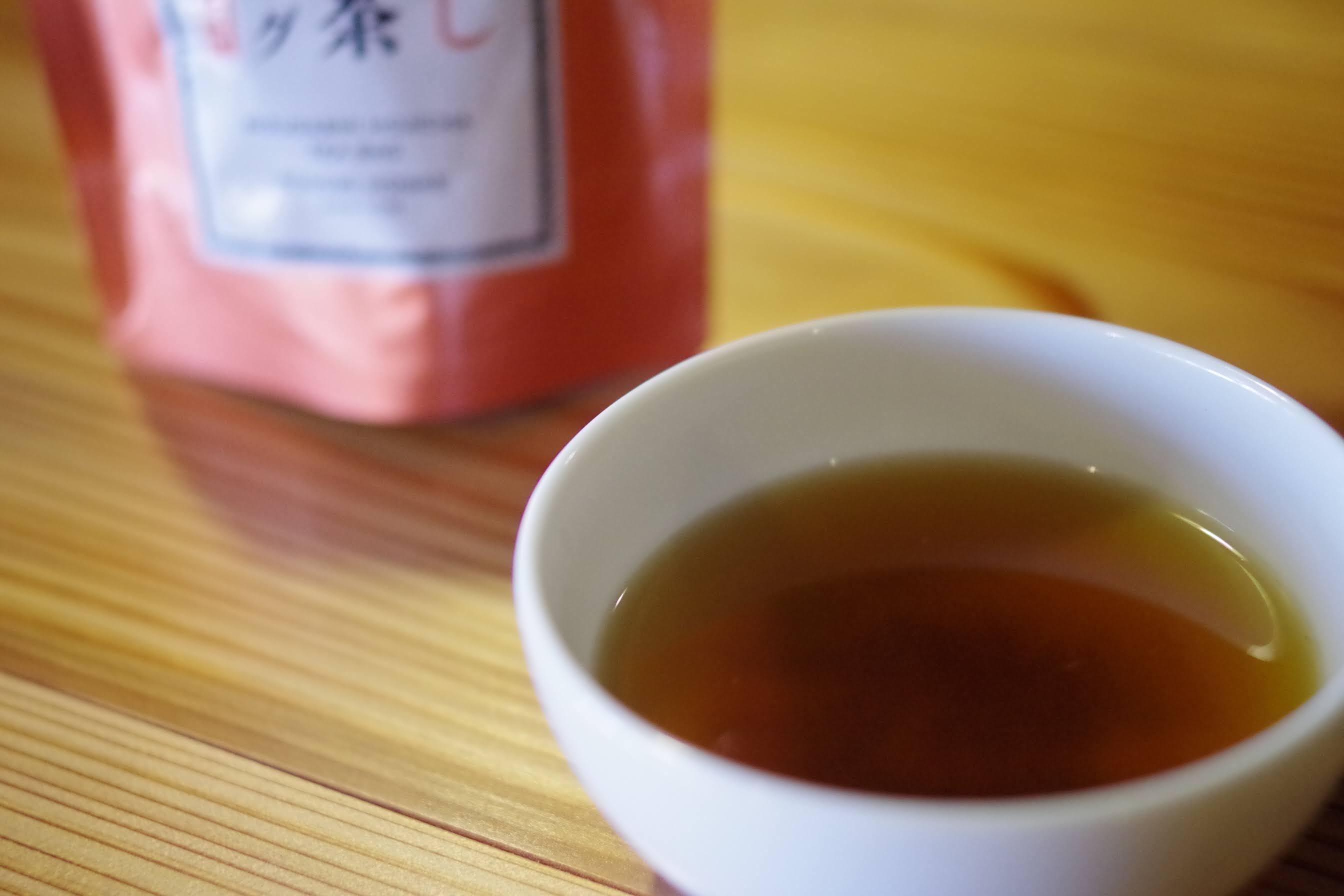 よく見るほうじ茶ってどんなお茶?